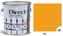 Vitex Direct -1 26 žltý 0,75L